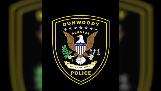 Source: DUnwoody Police Department via Facebook