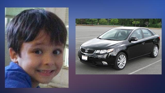 Police searching for abducted Canton boy