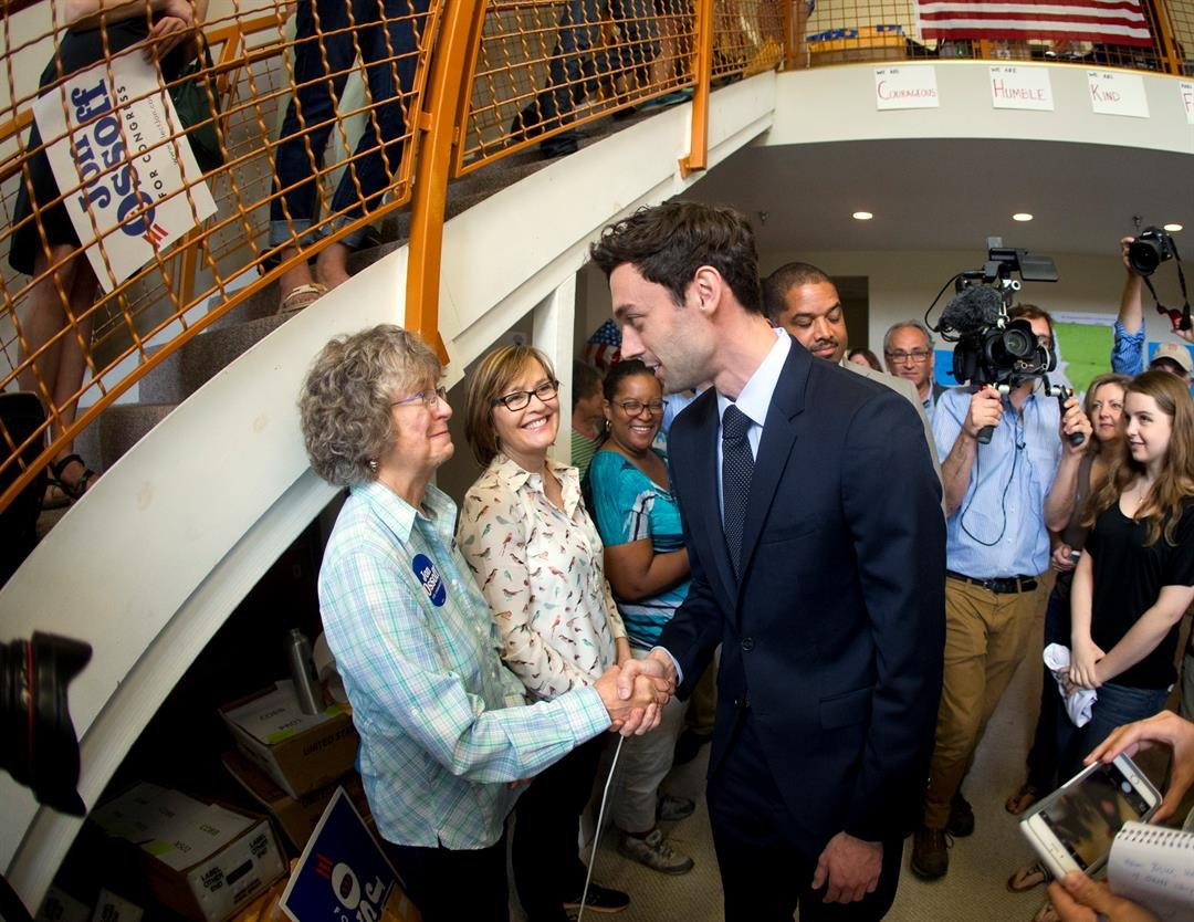 The Ossoff campaign has challenged Handel to engage in six debates before Election Day.