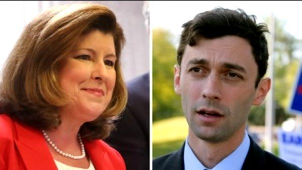 US Democrats aim to 'Make Trump Furious' in Georgia election