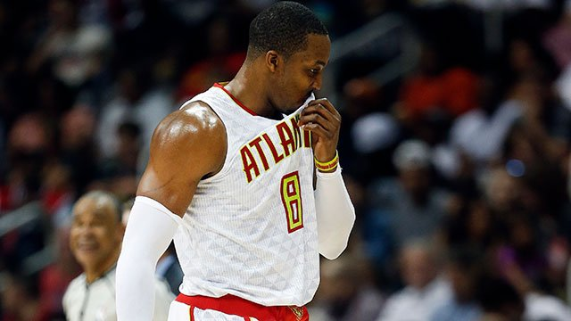 Dwight Howard pulled over hours before Hawks eliminated in Game 6