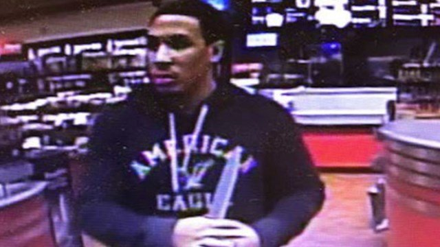 Police said this man robbed a QuickTrip gas station in Canton on May 5 ...