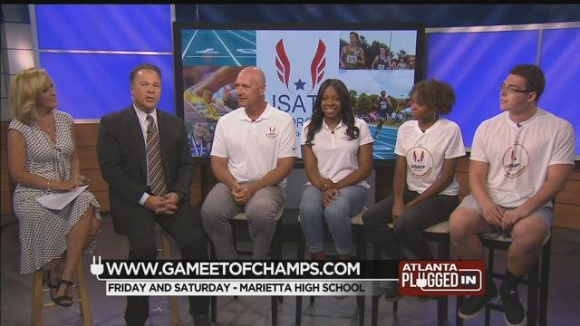 The Georgia Meet of Champions - CBS46 News