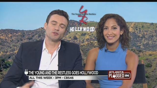 The Young and the Restless goes Hollywood - CBS46 News