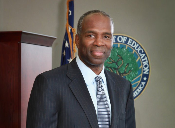 The chief operating officerof the Federal Student Aid office resigned Tuesday after being directed by Education Secretary Betsy DeVos to testify before the House oversight panel.