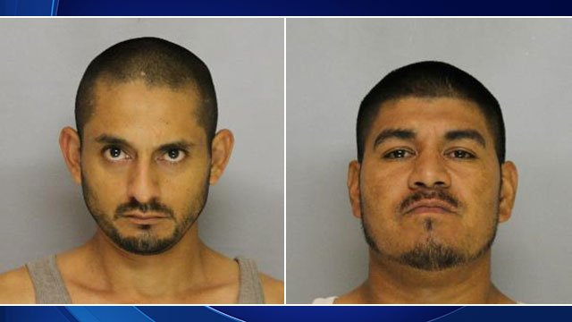 Roque (left) and Ochoa-Paredes (right) | (Source: Hall County Sheriff's Office)