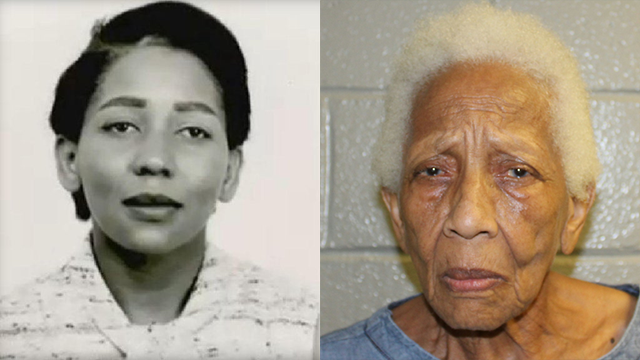 86-year-old jewel thief busted again, this time at Walmart
