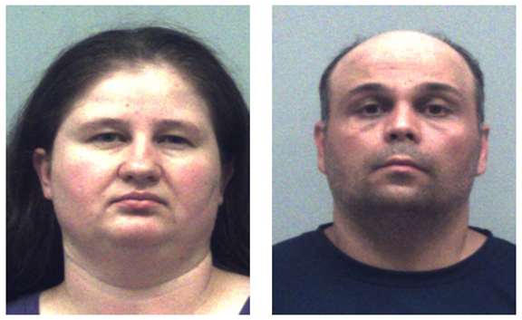 The basis of the case was suspicions that Ana Zaharia, 34, and her husband, Daniel Zaharia, 41, may possibly be financially exploiting a 64-year old Buford woman and her late husband's estate.