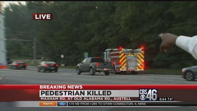 Police investigating fatal accident involving pedestrian in Douglas County