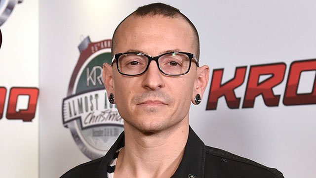 Chester Bennington (Source: AP)