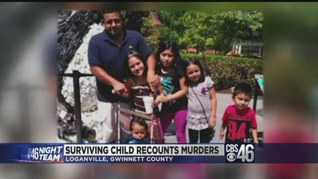 Surviving child recounts stabbing murder of father, siblings, at hands of mother