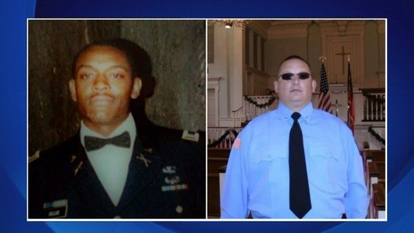 Officers Curtis Billue and Chris Monica (Source: GA Department of Corrections)