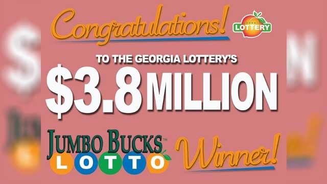 Source: Georgia Lottery via Facebook