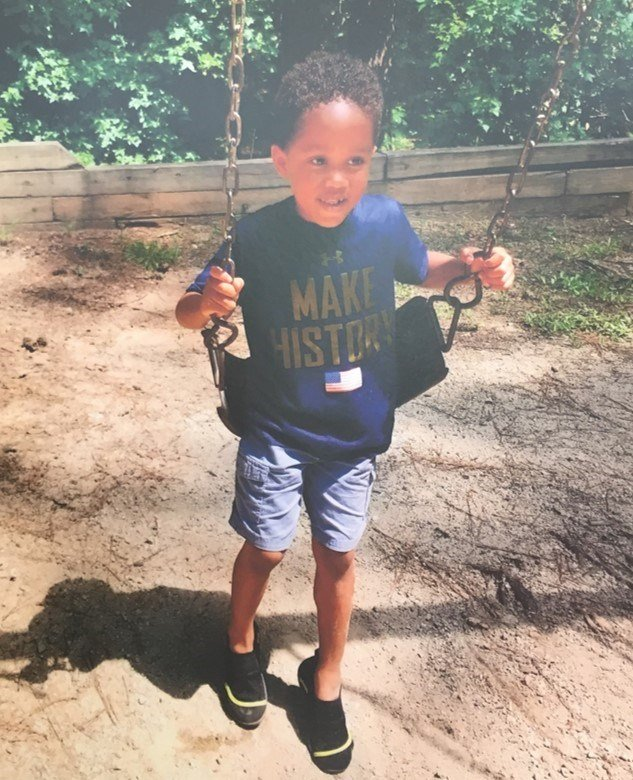 Five-year-old Benjamin 'Kamau' Hosch, III drowned Friday while attending Camp Cricket, which is a day camp held at Cochran Mill Nature Center near Atlanta.