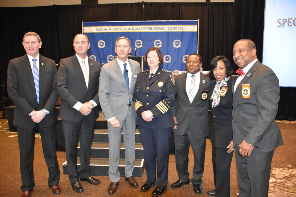 This conference, which will be at the Hyatt Regency in Atlanta, is aimed at strengthening community partnership between law enforcement professionals and the public they serve.