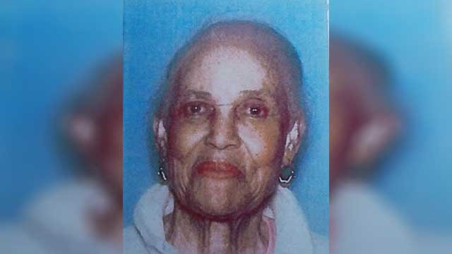 DeKalb County police are conducting a search for missing grandmother Millicent Williams on Tuesday afternoon.