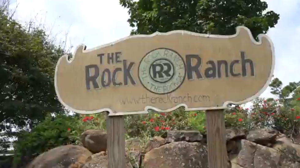 The Rock Ranch is a cattle farm in Rock, Georgia owned by the Cathy family, which started Chick-fil-A.