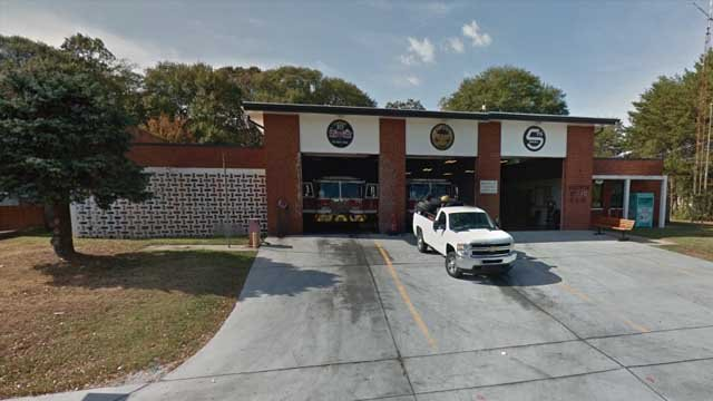 Atlanta Fire Station 10 | Source: Google Maps