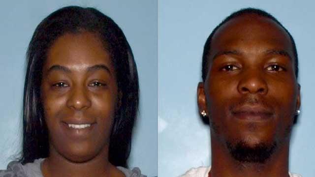 Tiffany Webb and Ricardo Blalock | Source: Crime Stoppers Atlanta