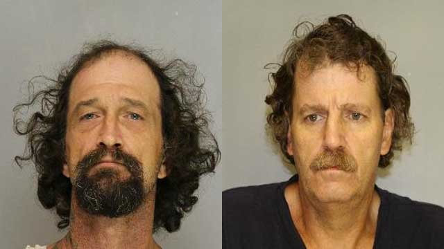Donald Ray Ladd and Bruce Michael Vandervoet | Source: Hall County Sheriff's Department