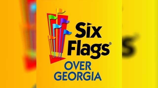 Source: Six Flags Over Georgia via Facebook