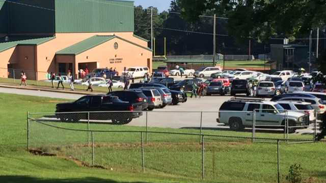 Douglas teacher suffers 'self-inflicted' gunshot wound in his classroom
