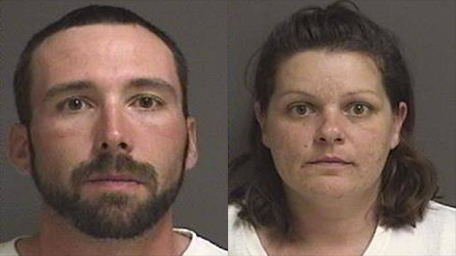 William Henry Hoehn and Brooke Lynn Crews (Source: Fargo Police Department)