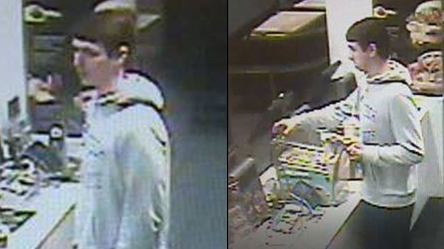 Police: Cookie display stolen from McDonald's - Western Mass