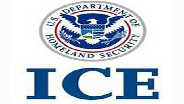 Source:  Immigration And Customs Enforcement (ICE) via Facebook