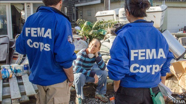 FEMA Teams Canvassing Disaster-Designated Counties to Help Survivors
