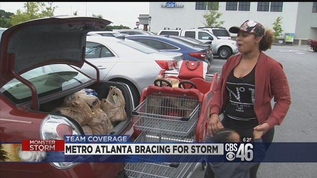 Tropical Storm Irma could bring strong winds, heavy rain to Alabama today