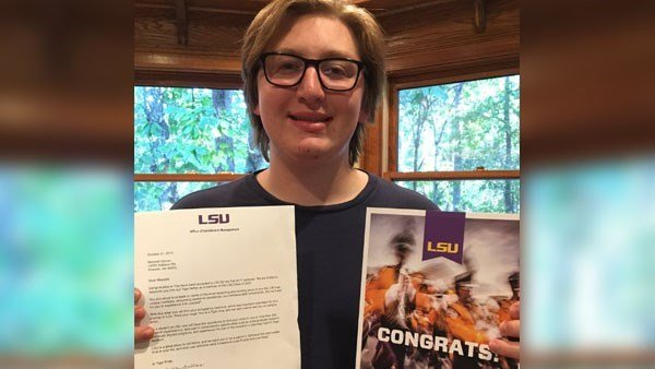 LSU student death being investigated as possible fraternity hazing incident