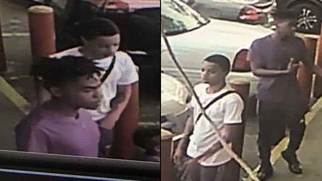 Police describe these individuals as persons of interests. (Source: Fulton County police)