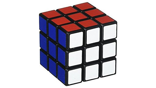 File photo of a Rubik's Cube (Source: Amazon)