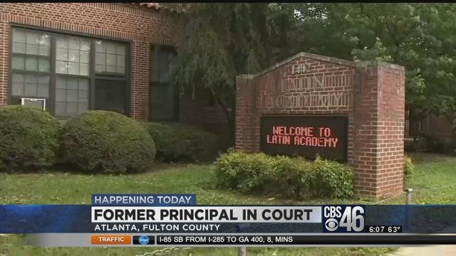 0204 Former Principal Indicted For Stealing 500000