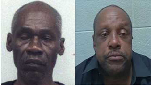 Marvin Scott and Sylvester Jackson (Source: Winder Police)