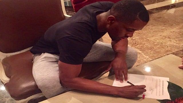 Atlanta Hawks sign Isaiah Taylor   Source: Atlanta Hawks via Twitter