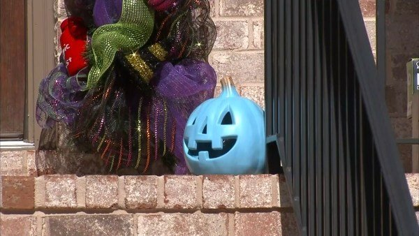 What do teal pumpkins mean during Halloween?