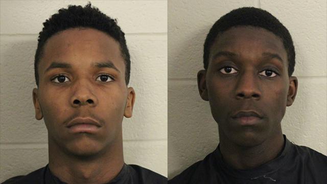 Ricket Damon Carter III and Troy Jamal Cokley (Source: Floyd County Police)