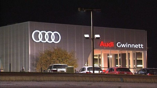 As Many As Vehicles Stolen From Audi Dealership In Duluth News - Audi gwinett