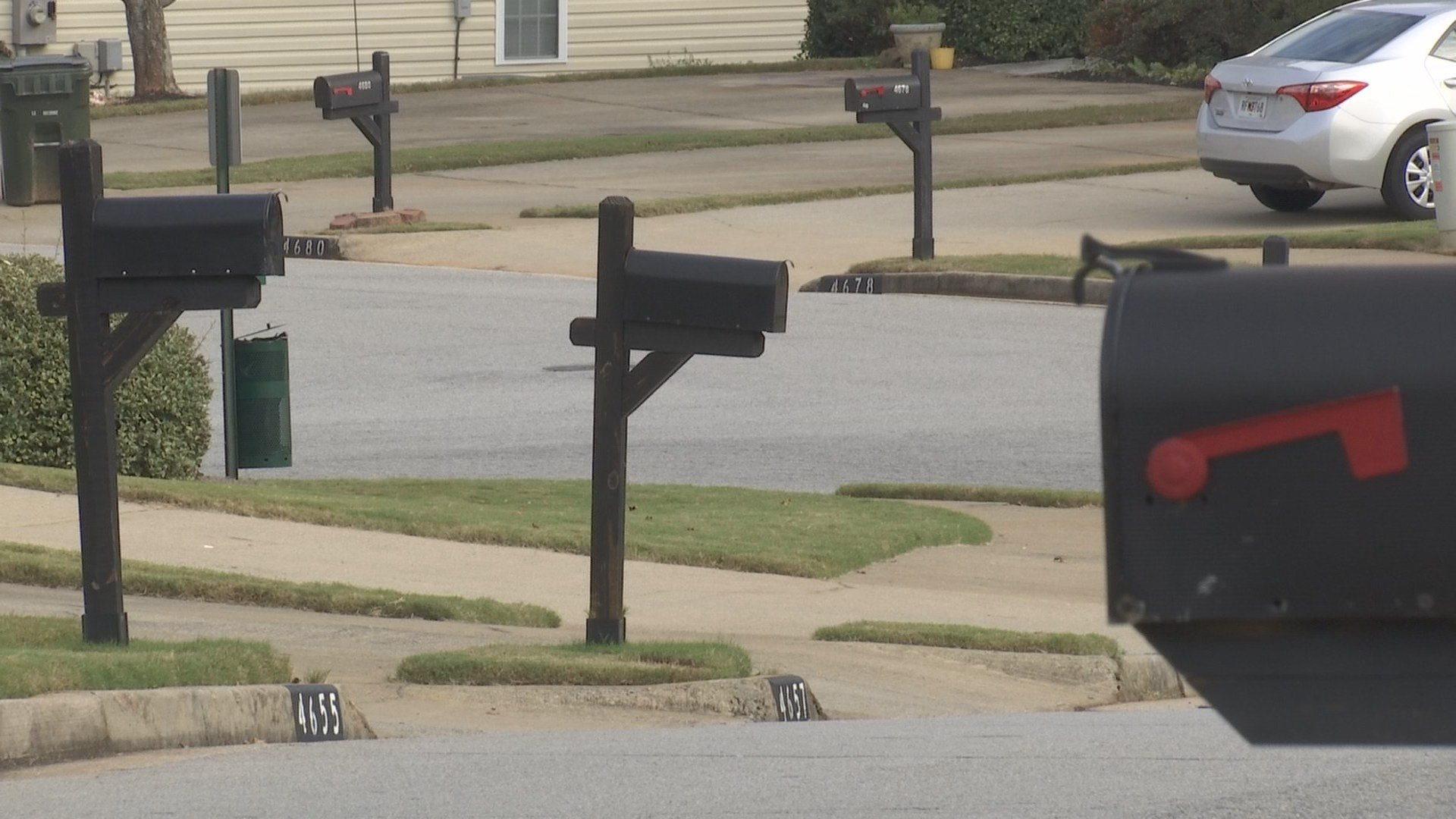 A mailed advertisement for prostitution went to every house in a nearby neighborhood (WGCL)