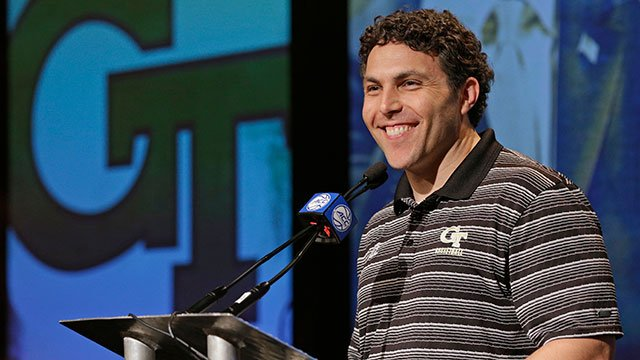 Josh Pastner (Source: AP)