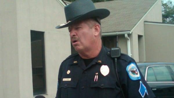 Cobb County Arrests