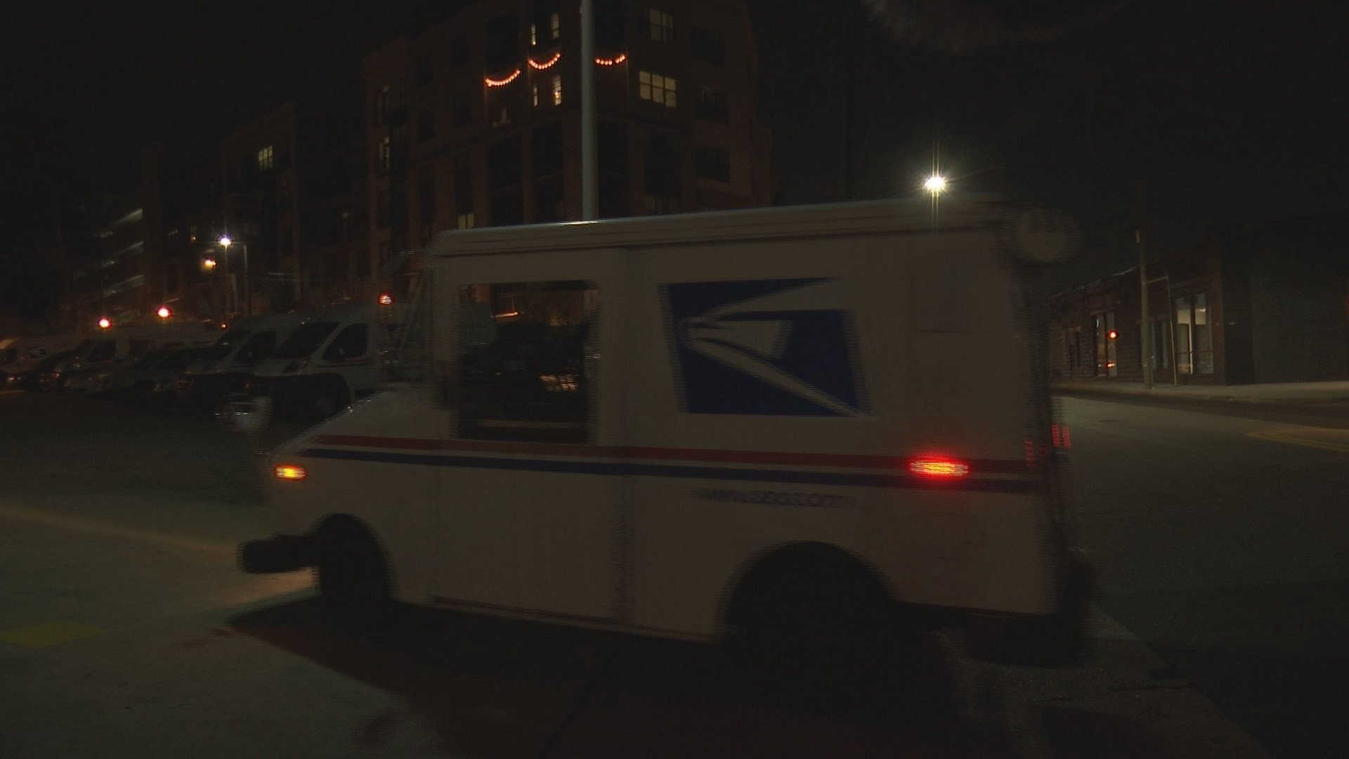 Some mail carriers are not finishing their routes until midnight