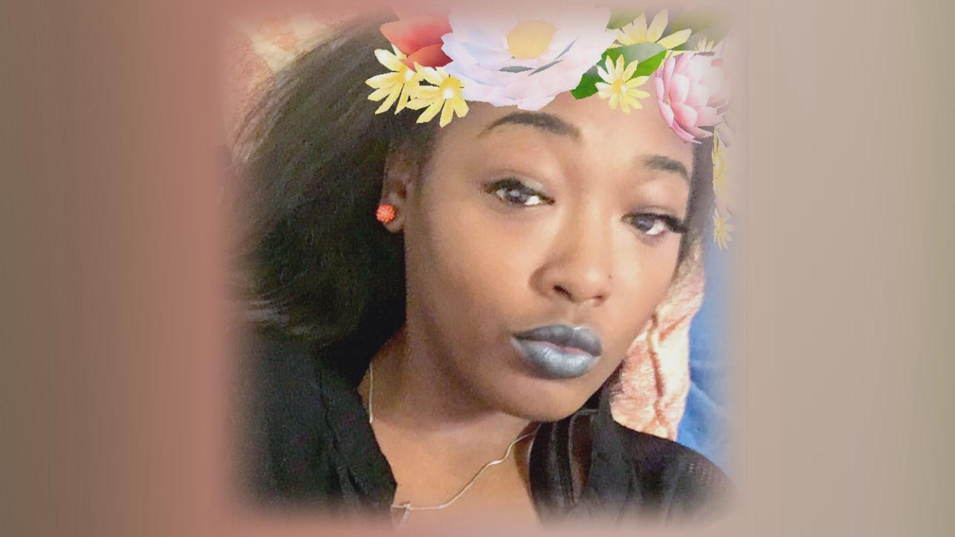 shooting victim, Tyrika Terrell age 22 (credit: family)