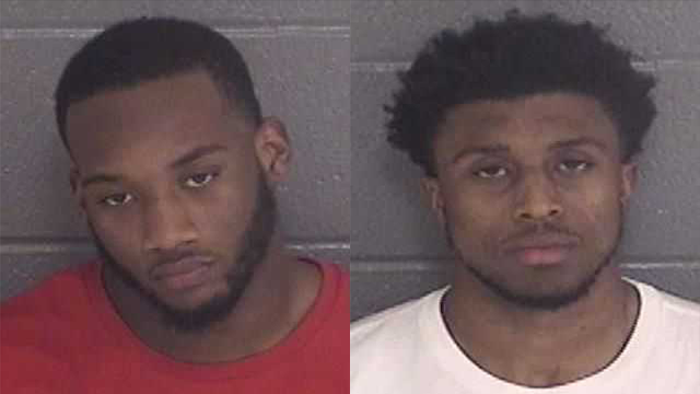 Natrez Patrick and Jayson Stanley (Source: Barrow County Sheriff's Office)