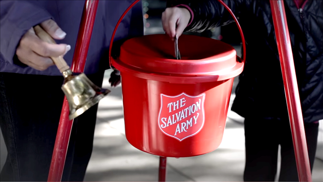 Salvation Army collections down $9K from a year ago