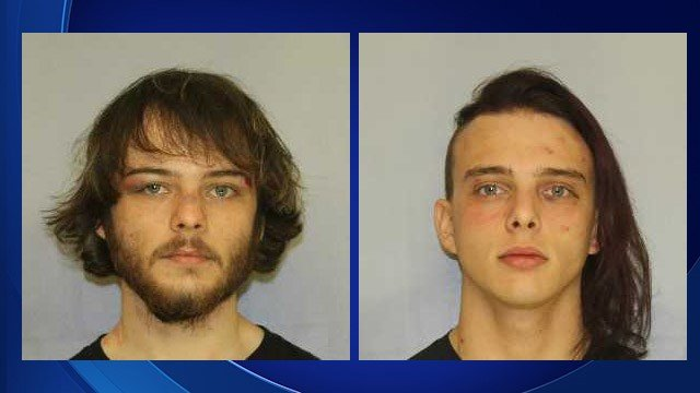Austin Rhodes, Tristan Rhodes (Source: Hall County Sheriff's Office)