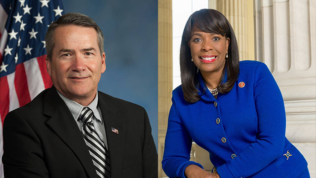 Jody Hice and Terri Sewell (Source: Facebook)