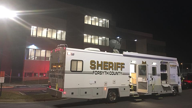 Source: Forsyth County Sheriff's Office